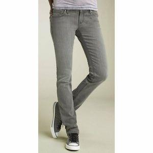 !it Grey Black Skinny Jeans Rising Starlet Size 27